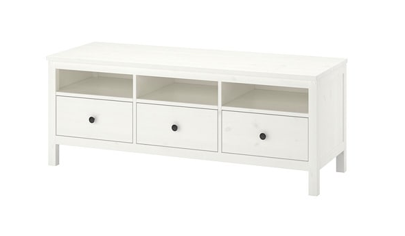 Hemnes TV Bench from IKEA