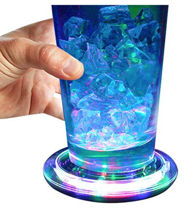 Light up Coasters from Amazon