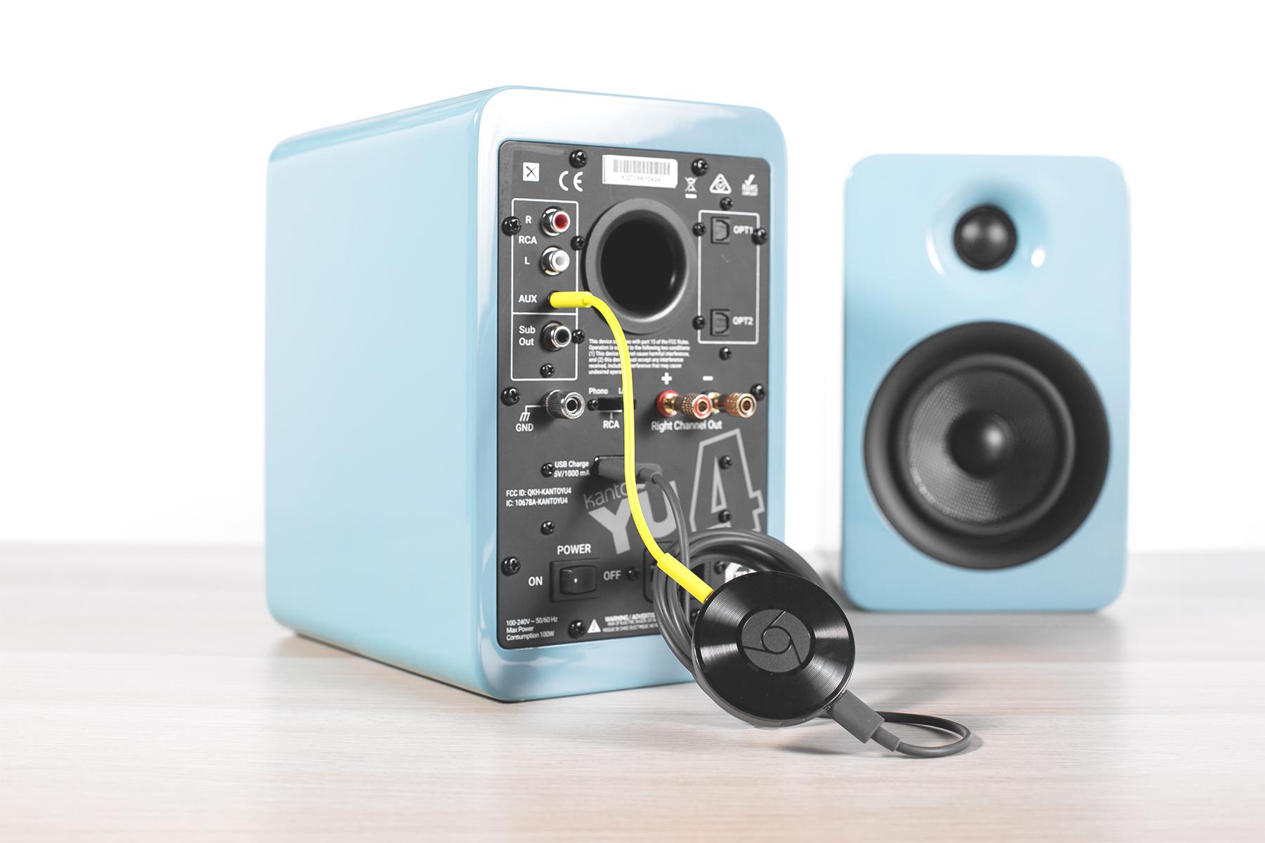 How to create a multi-room audio setup with Chromecast Audio